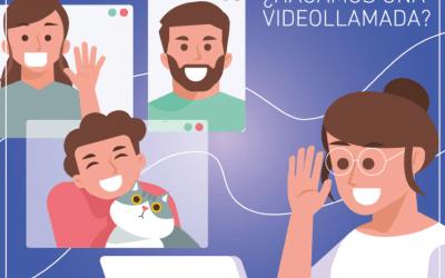 Consejos COVID-19 Videollamadas